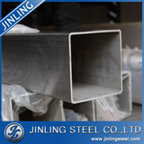 304 201 316L stainless steel rectangular tube